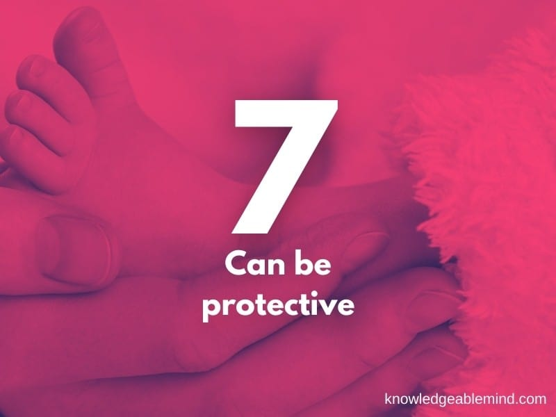 7 can be protective