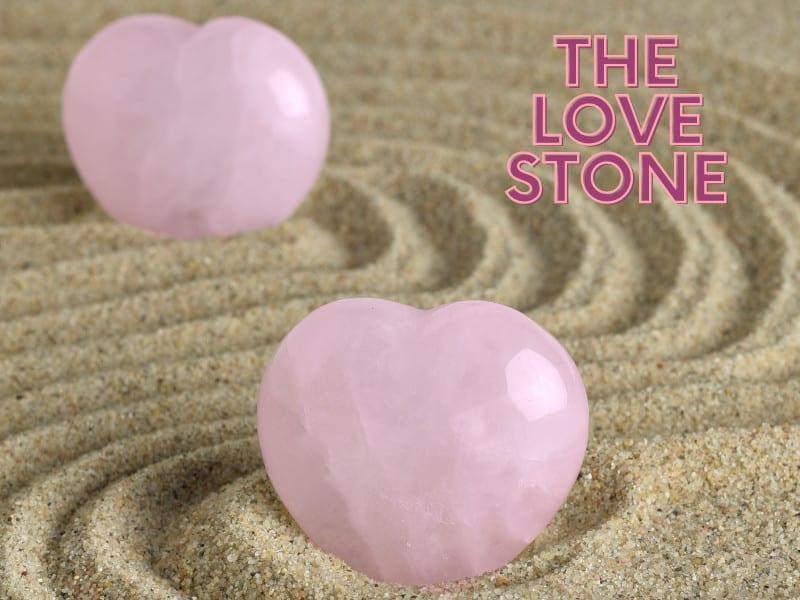THE LOVE STONE