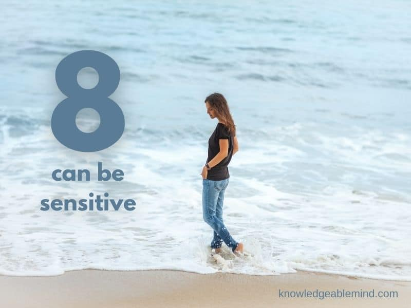 8 can be sensitive